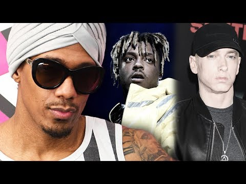 Nick Cannon Uses Juice Wrld Death To Diss Eminem On New Song