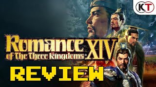 Romance of the Three Kingdoms XIV Review (Video Game Video Review)
