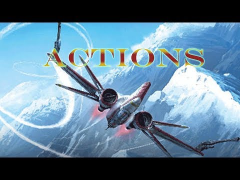 X-wing 2.0 Actions - New Article