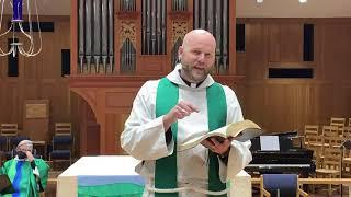 Sermon, Fifth Sunday After Epiphany, February 7, 2021