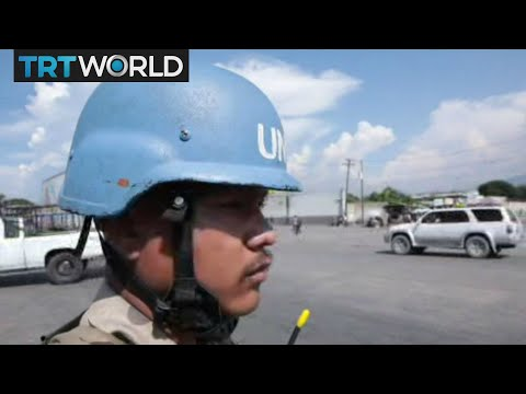 UN Leaves Haiti: 13-year peacekeeping mission ends on Sunday