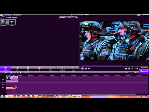 How To Add Audio Music To A Video On Wondershare Video Editor