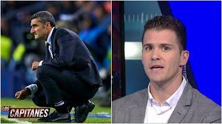 Sergio Dipp: '¡Valverde, fuera!' ¿Guerra entre Messi y Griezmann en el Barcelona? | Los Capitanes