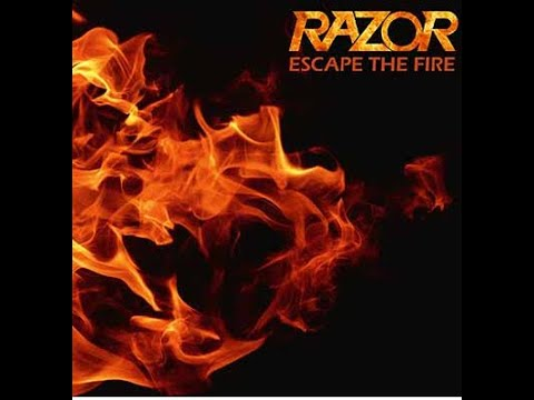 Razor to release 1984 EP Escape The Fire in July Mastered and restored!