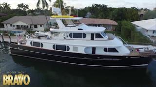 100' Stephens Expedition Yacht BRAVO
