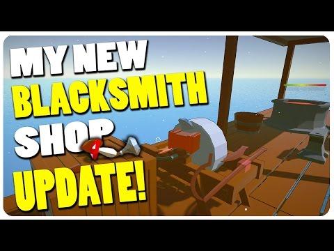 Blacksmith Simulator (New Weapons Update)...