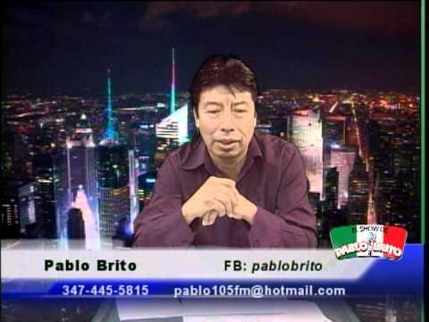 Pablo Brito - 23rd Jan 2013