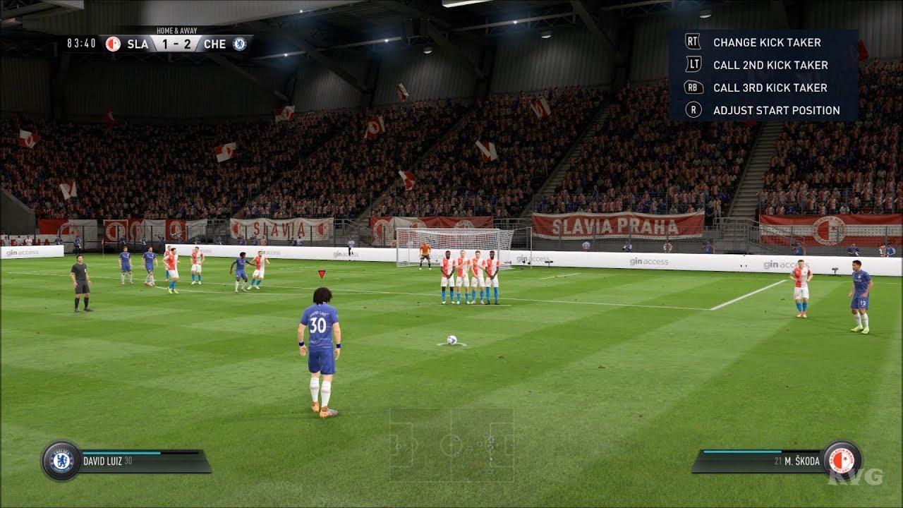 Slavia Praha Hd: SK Slavia Praha Vs Chelsea