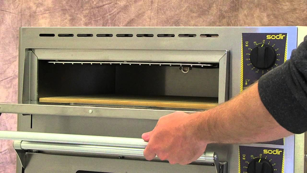 the equipex pz430d countertop pizza oven - Countertop Pizza Oven