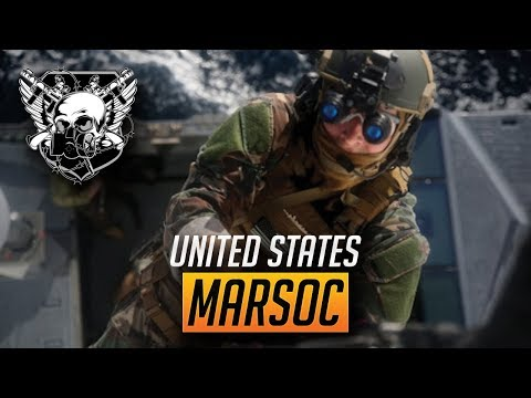 "MARSOC | 2017 | ""‎Always Faithful, Always Forward"""