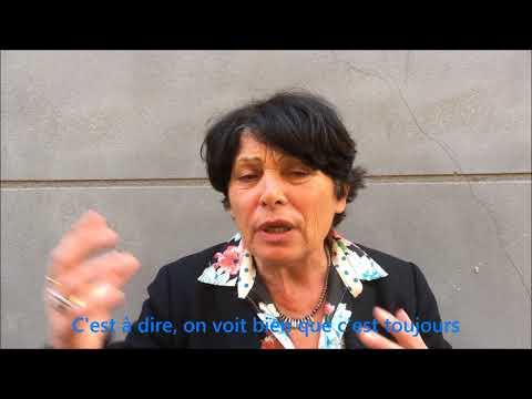 Michèle Rivasi, députée européenne, nous explique pourquoi elle soutient la Marche des cobayes