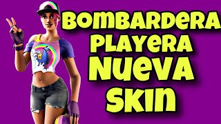 BEST COMBINATIONS SKIN BOMBAR PLAYERA FORTNITE BATTLE ROYALE