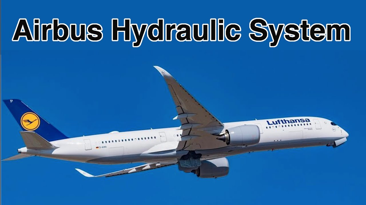 Airbus Hydraulic System How Does It Work  Explained By