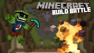 Μα Πόσο Καλός Builder Είμαι? - Build Battle {Minecraft Minigame}