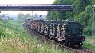 Военный поезд / Military train