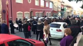 Band of Music of Bullas (Murcia) Spain.