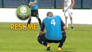 Tours FC - Châteauroux ( 0-1 ) - Résumé - (TOURS - LBC) / 2017-18