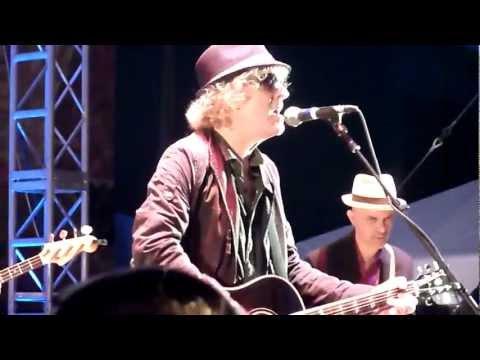 Ian Hunter & The Rant Band - When I'm President - Live [HD] Bumbershoot Seattle 09.02.12