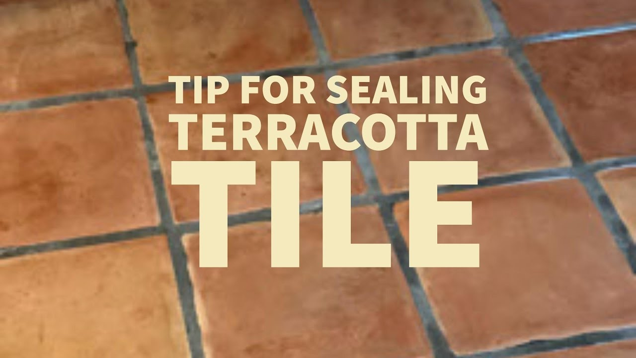 Dont Make These Saltillo Terracotta Tile Sealing Mistakes Youtube