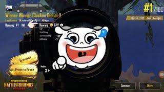Pubg Mobile GamePlay Chicken Dinner Winner | Playerunknown