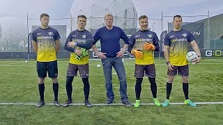 Oliver Kahn vs freekickerz ⚽ Ultimate Crossbar Challenge