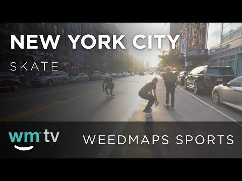 New York City Skate   Weedmaps Sports