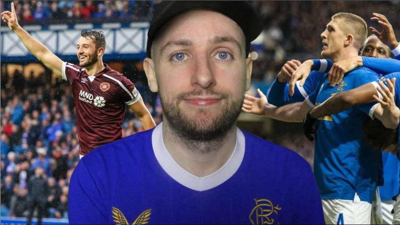 Download RANGERS 1 HEARTS 1 REACTION! HOW MANY CHANCES DO WE NEED?