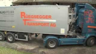 1A.TV - Rüegsegger Transport AG, Belp (Video)