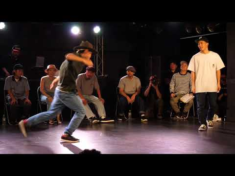 SHO→RI vs ATSUSHI FINAL 高校生 BATTLE LOCKIN DANCE BATTLE 17/8/17