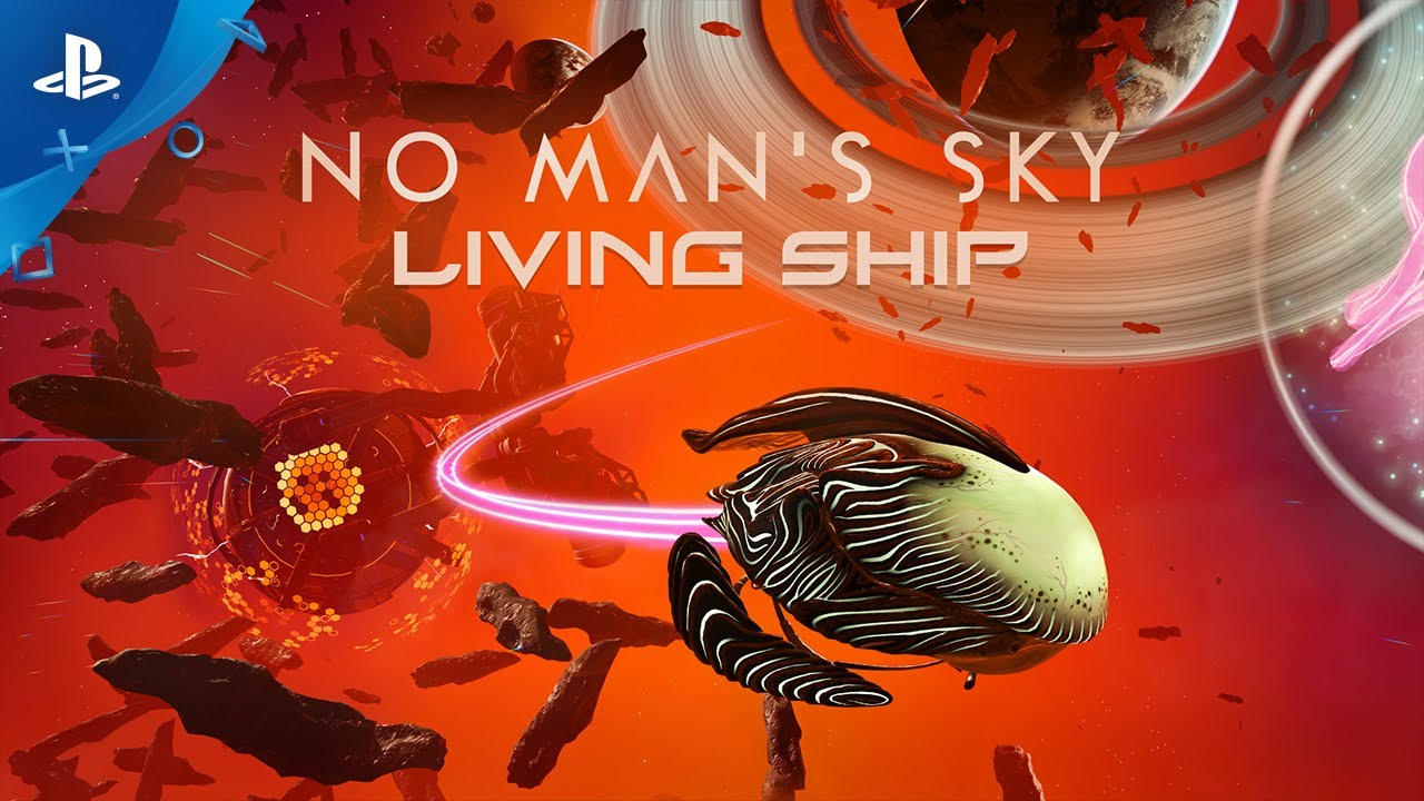 No Man's Sky: actualización Living Ship