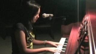 Slipped Away Piano and Voice Cover