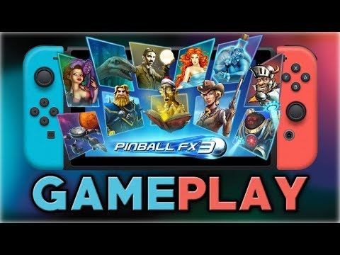 Pinball FX3 | First 15 Minutes | Nintendo Switch