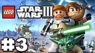 LEGO Star Wars 3 - The Clone Wars - Episode 03 - Duel of the Droids 2/2 (HD)