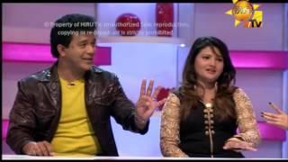 Dehadaka Adare - Arjun Kamalanath & Ameesha Kavindi - 06th December 2015