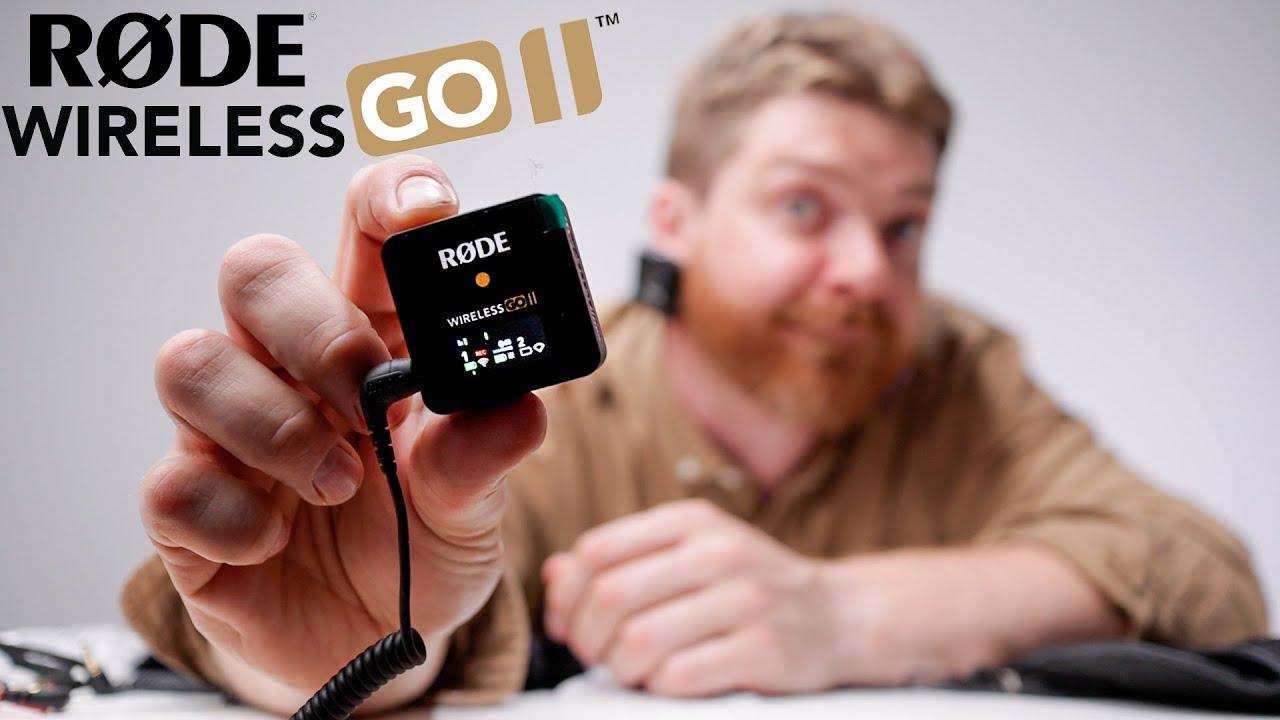 Kuidas saada videole parem heli? - Rode Wireless GO II esmamuljed
