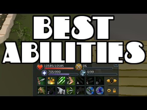 Abilities Bars Guide: Melee, Range and Magic [Runescape 2014]