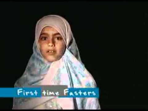 Ramadan fasting children.3gp