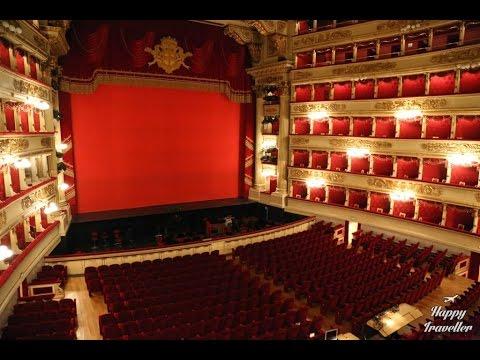 Teatro Scala di Milano | H Σκάλα του Μιλάνου