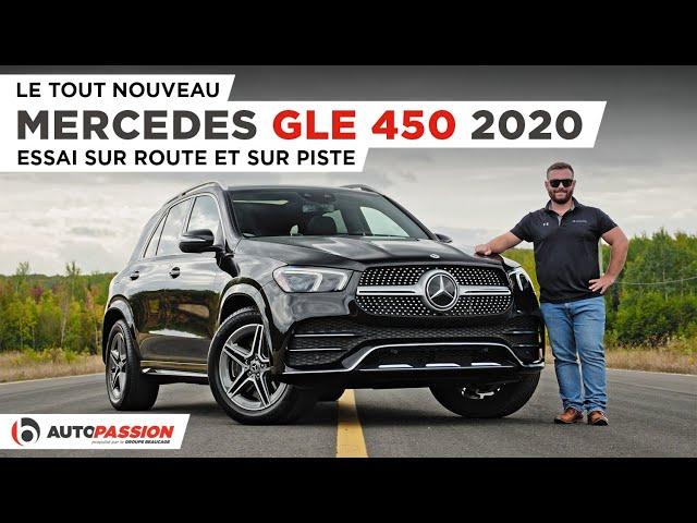 Mercedes-Benz GLE 2020 - Toujours Le #1 Des VUS De Luxe!