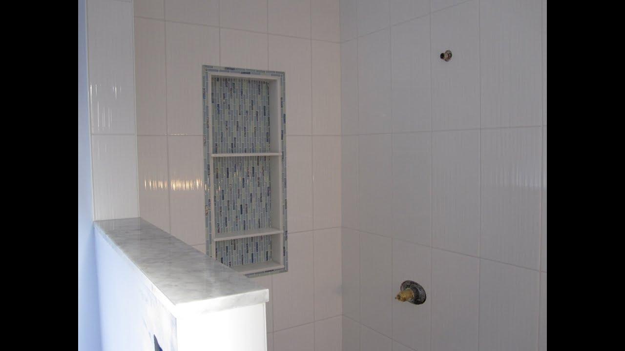 Shower Stall Tile Design Ideas