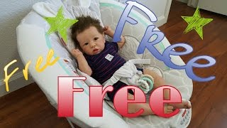 Reborn Baby Doll Giveaway Free Baby Doll Youtube