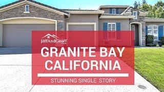 4524 Shari Way, Granite Bay CA home for sale