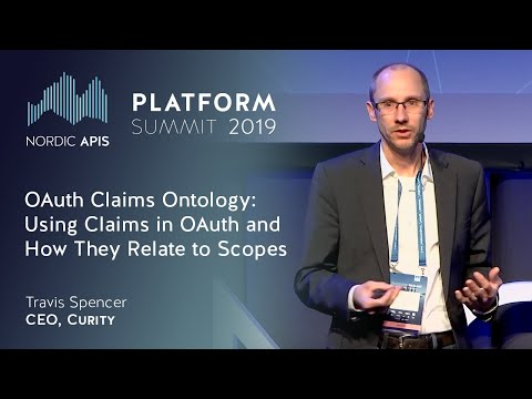 OAuth Claims Ontology: Using Claims In OAuth And How They Relate To Scopes