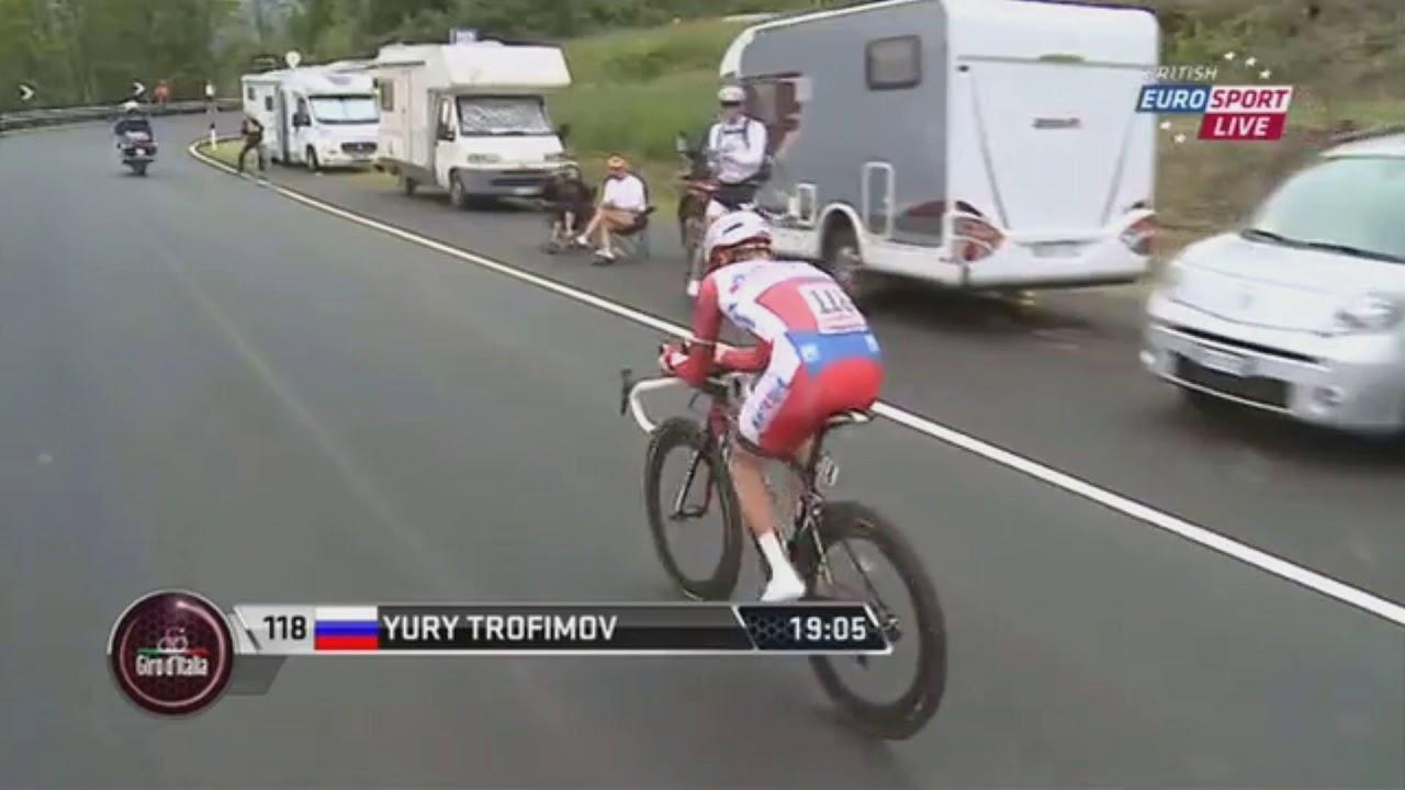 Giro d'Italia 2013 - Stage 18 (part 2) - YouTube