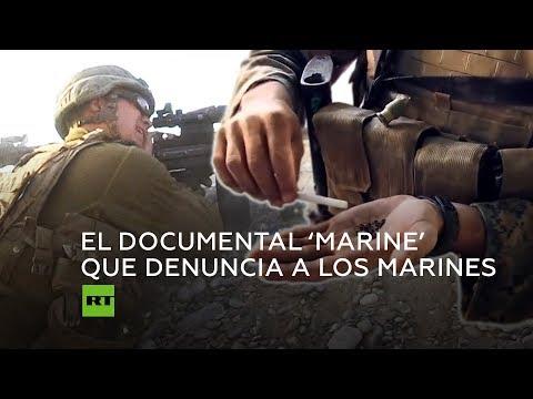 'Combat obscura': estrenan polémico documental sobre los 'Marines' Mp3
