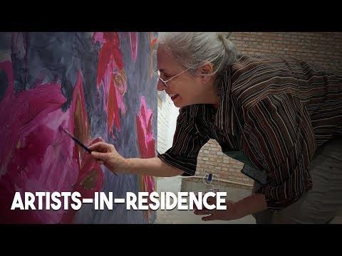 Why Attending Artist Residencies?