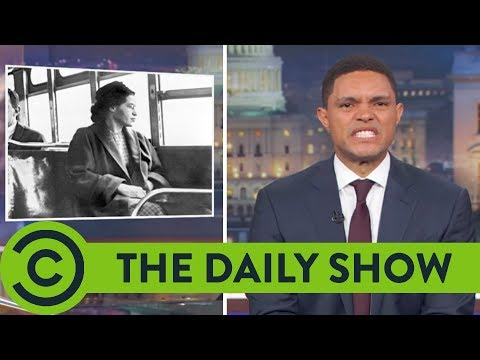 When Should Black People Protest? - The Daily Show | Comedy Central