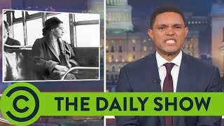 When Should Black People Protest? | The Daily Show | Comedy Central