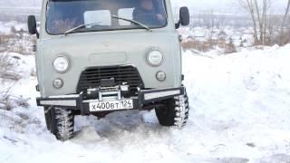 Уаз буханка Красноярск