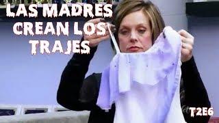 Dance Moms ||  Las madres crean los trajes ||  T2E6